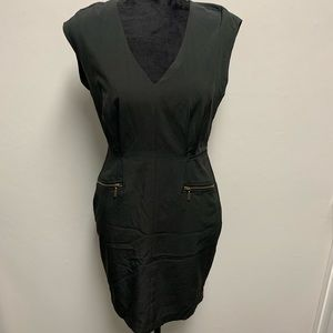 Ark & CO black casual dress with pockets